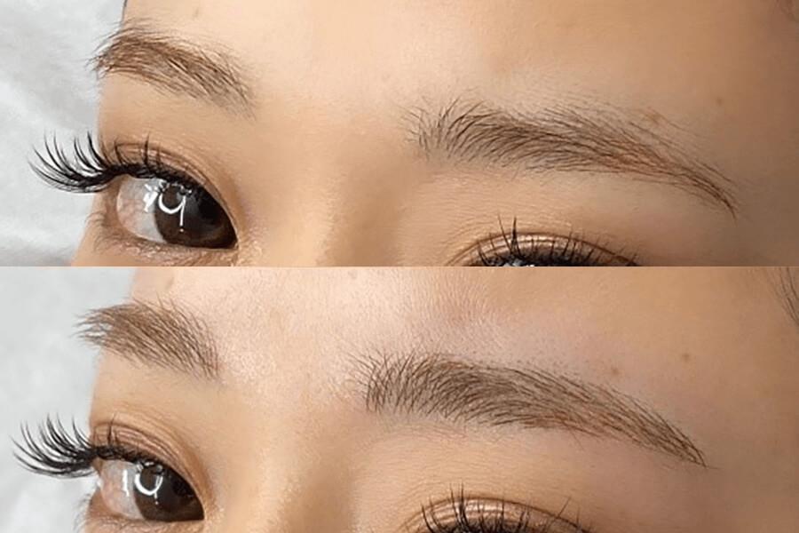 アートメイクで薄眉のコンプレックスを解消。「眉タイプ」×「なりたい眉デザイン」