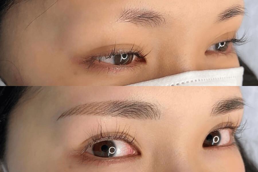 「眉タイプ」×「なりたい眉デザイン」今回の眉タイプ【短眉さん】